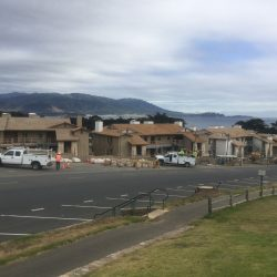 An image of houses being constructed